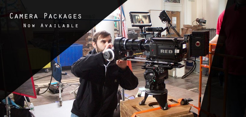 RED Camera Packages Available